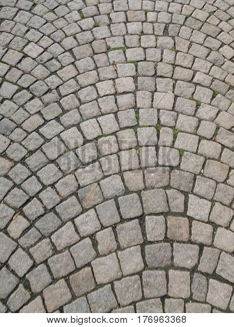 Cobblestone Pattern Background