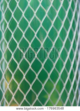 Plastic Fishnet Protection