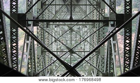 Deception Pass Bridge Whidbey Island Washington State