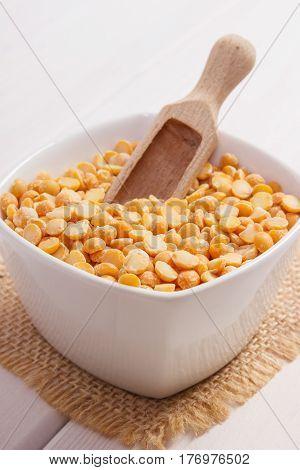 Split Peas Containing Zinc And Dietary Fiber, Healthy Nutrition