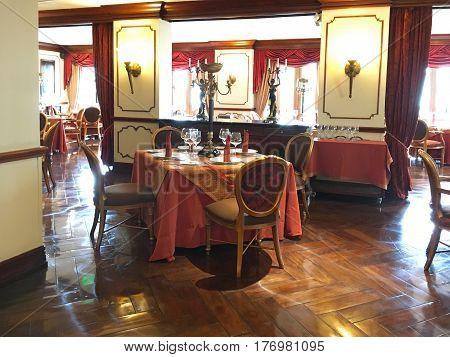 Plaza Grande Hotel La Belle Epoque Restaurant