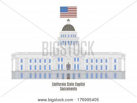 California State Capitol, Sacramento, United States Of America