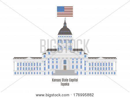 Kansas State Capitol, Topeka, United States Of America