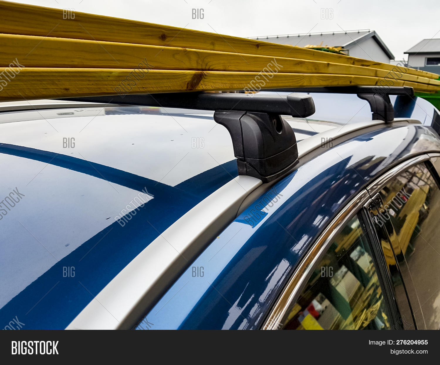 Wood Timber Loaded On Image Photo Free Trial Bigstock