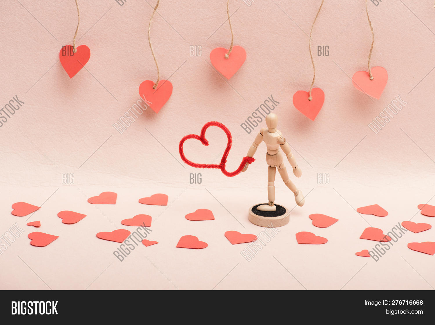Wooden Marionette Image & Photo (Free Trial) | Bigstock