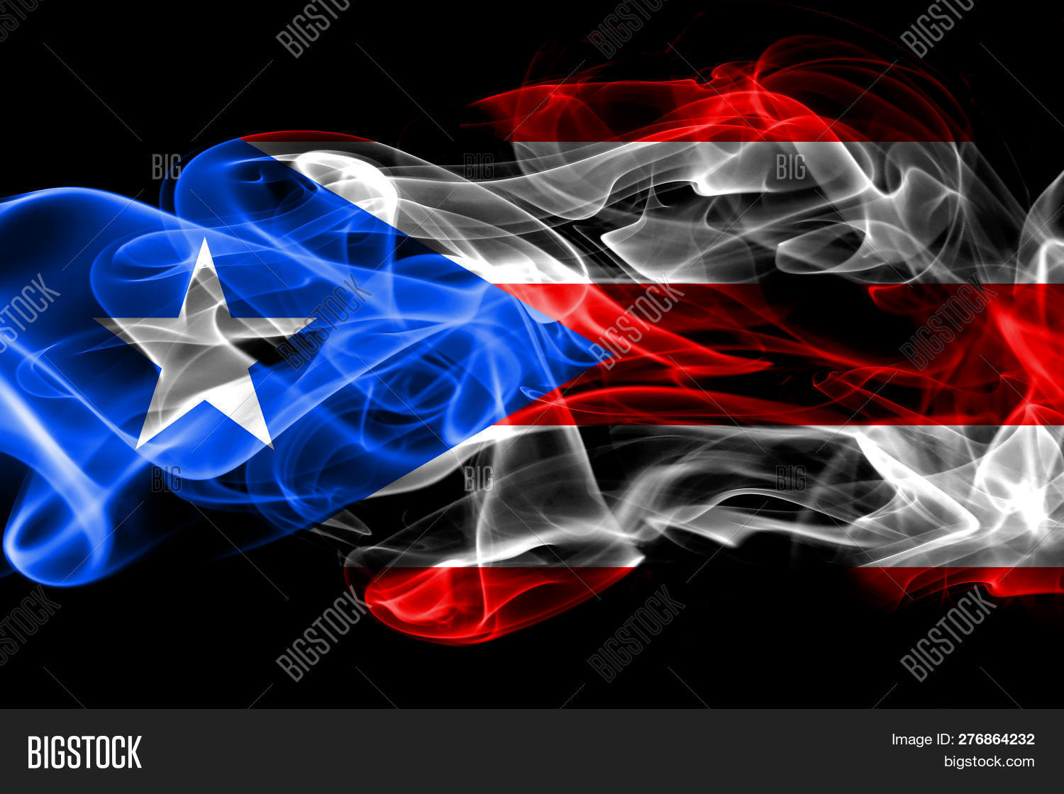 National Flag Puerto Image Photo Free Trial Bigstock