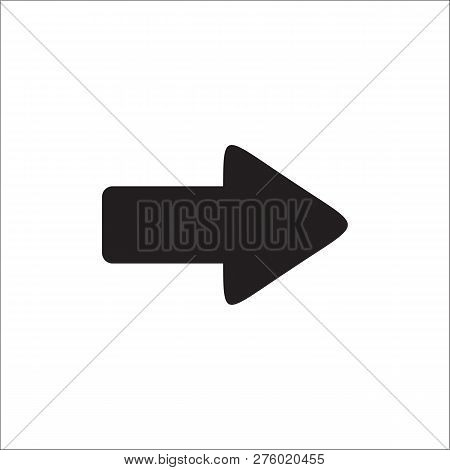 Set Of Black Vector Arrows. Arrow Icon. Arrow Vector Icon. Arrow. Arrows Vector Collection.