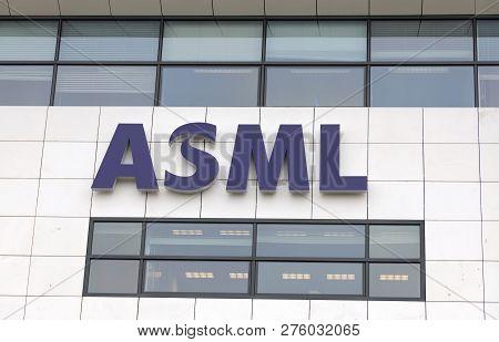 Asml Headquarters In Veldhoven