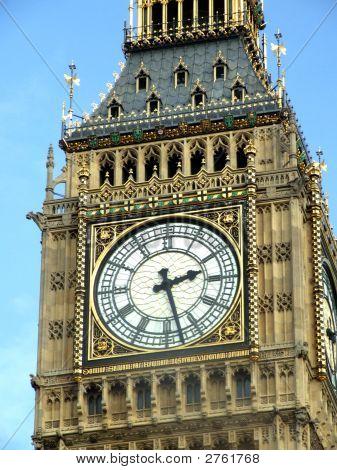 Close Up Big Ben