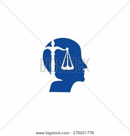 Law Firm People Logo Vector & Photo (Free Trial) | Bigstock