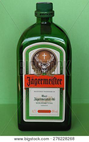 Jaegermeister Herb Liqueur