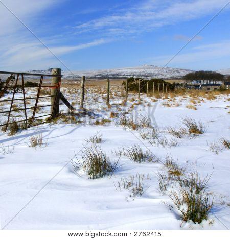 Dartmoor Winter