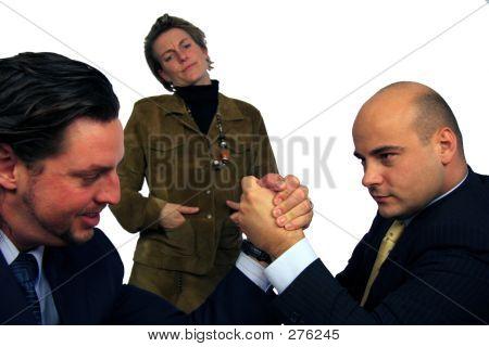 Wrist Wrestling Ii