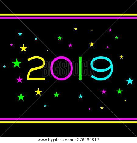 Save Download Preview New Year 2019, 2019 New Years Image Firework, Happy New Year 2019, Red 2019, N