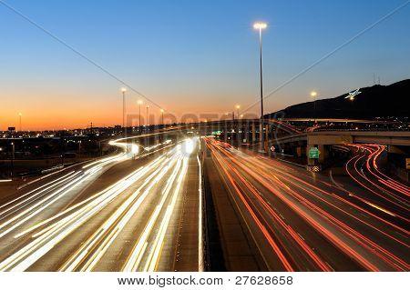 Rush Hour in El Paso, Texas