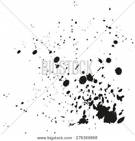 Paint Splatter Vector & Photo (Free Trial) | Bigstock