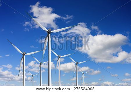 Storing Energy from Wind Turbines