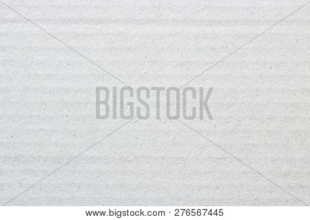 White Cardboard Texture, Paper Box Pattern Background.