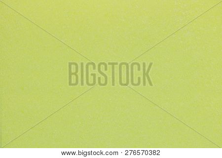 Texture Of Yellow Sponge, Abstract Pattern Background