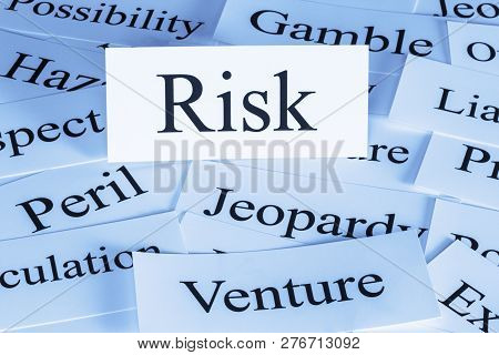 Risk Concept - A Conceptual Look At Risk, Peril, Hazard, Liability, Gamble Jeopardy