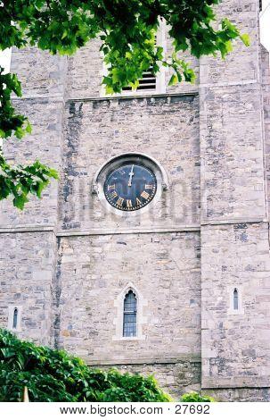 St. Pat's Clock
