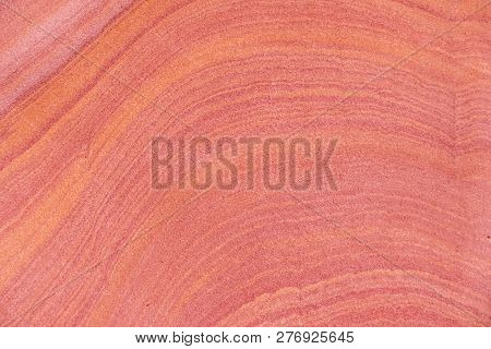 Beautiful Color Abstract Background. Pastel Colorful Of Red Orange And Pink On Stone Texture. Contem