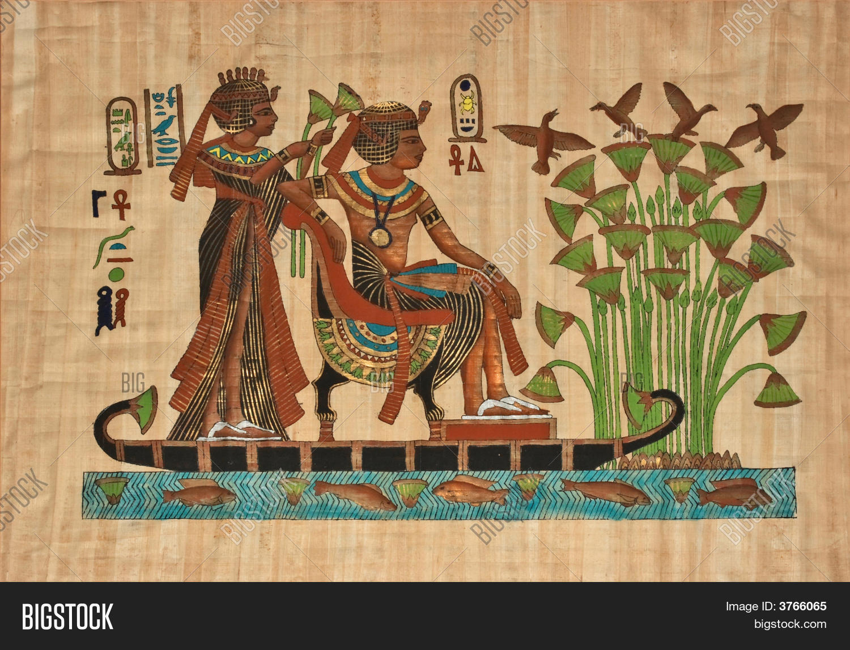 Из чего делали папирус в древнем египте фото растения