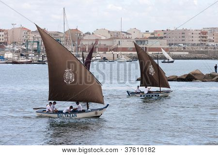 Traditional Boats