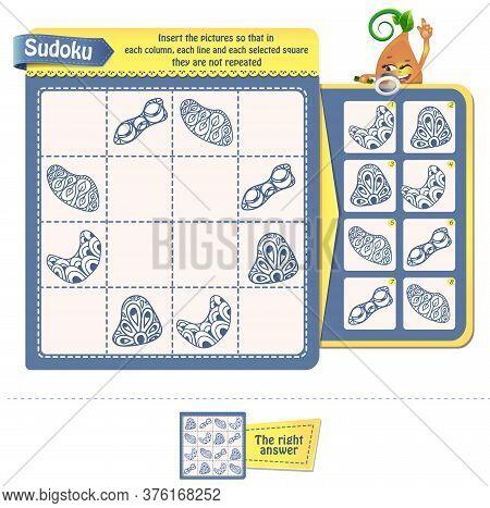 Sudoku  Iq Adults 5 Zentangle