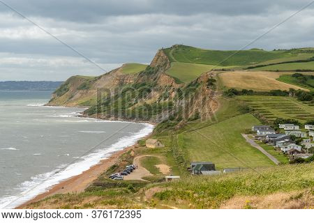 Landscape Photo Of Thorncombe Beacon On The Jurassic Coast In Dorset