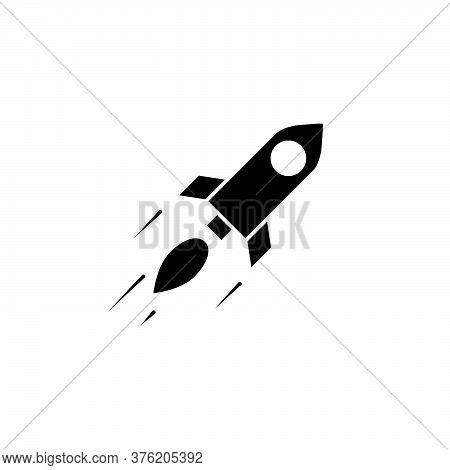 Illustration Vector Graphic Of Rocket Icon Template