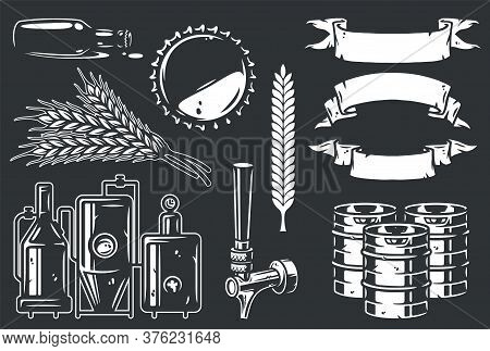 Bar Tools Spikelet, Keg, Bottle, Factory, Beer Tap
