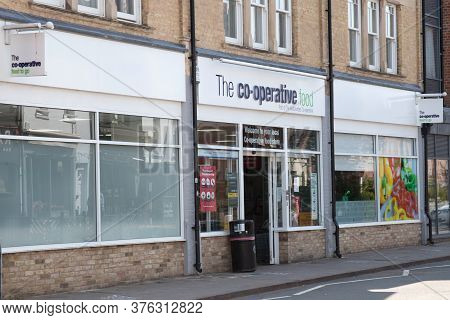 The Co-operative Food Supermarket In Jericho Oxford In The Uk, Taken 26th June 2020.