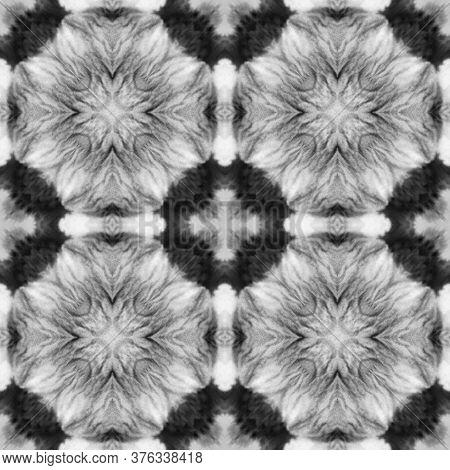 Retro Boho Tile. Decorative Art Image. Elegant Geo Pattern. Golden Seamless  Decorative Art Image. O
