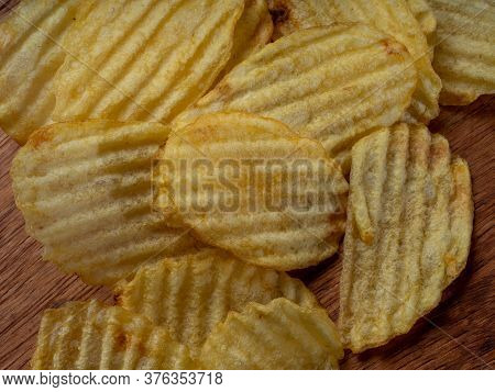 Crunchy Curly Fry Snack