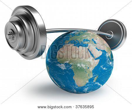 Earth Overloaded.
