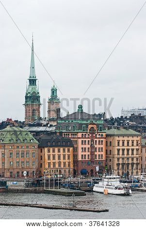 Stockholm. Sweden.