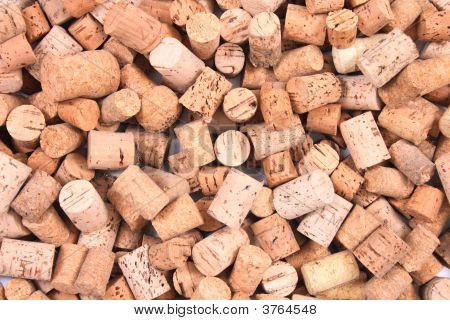 Cork Background