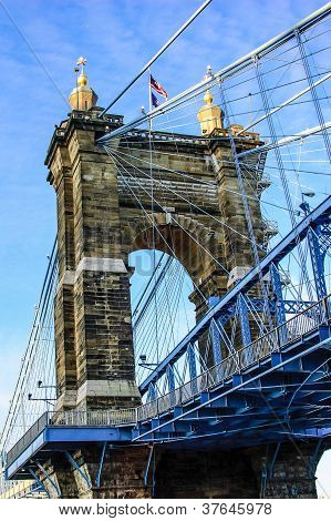 Roebling Bridge - Cincinnati, OH