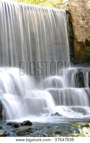 Upper Mill Falls