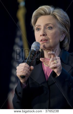 Hillary Clinton Rally 231