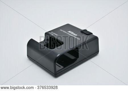 Quezon City, Ph - July 8 - Nikon Mh 25 Battery Charger For Dslr Camera On July 8, 2020 In Quezon Cit