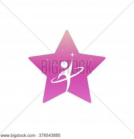 Logo Design Reaches For Dreams, Reaches For Stars