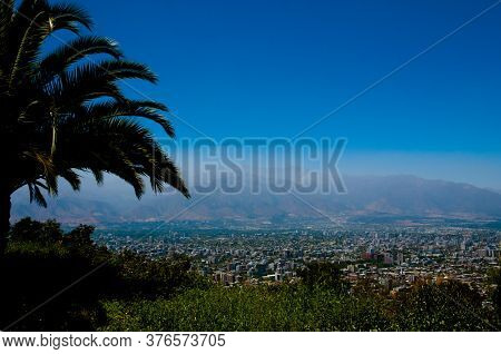 The Picturesque City Of Santiago - Chile