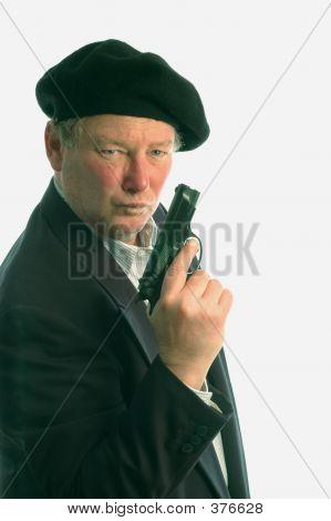 Secret Agent 399