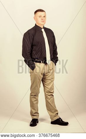 Formal Party Or Meeting. Business Owner. Confident Man. Modern Life. Businessman. Office Life. Multi