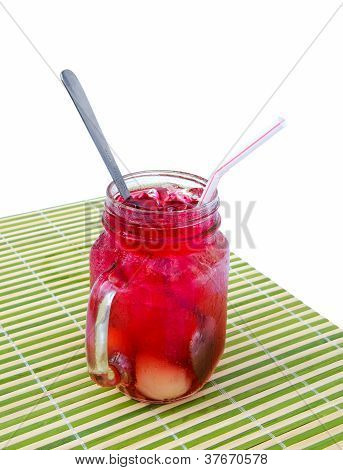 Syrup Lychee Juice