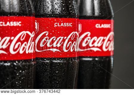Coca-cola Is A Carbonated Non-alcoholic Beverage Sold All Over The World
