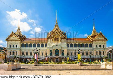 Chakri Maha Prasat, Grand Palace, Bangkok Thailand