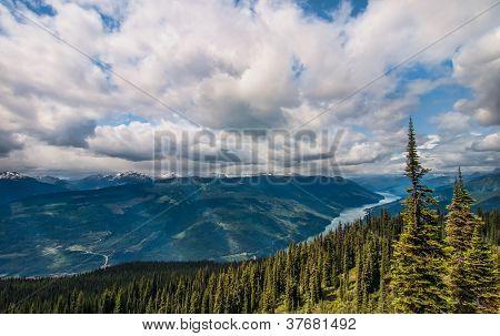 Mount Revelstoke National Park View